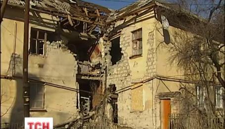 Зранку терористи обстріляли місто Щастя на Луганщині