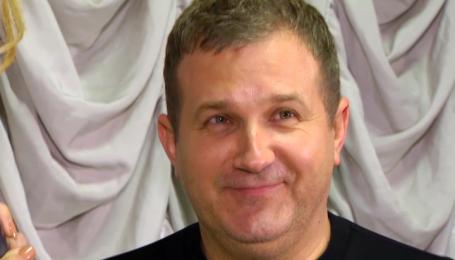 Юрий Горбунов в школе играл в рок-группе