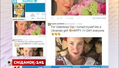 Наречена Володимира Кличка перетворилась на українку