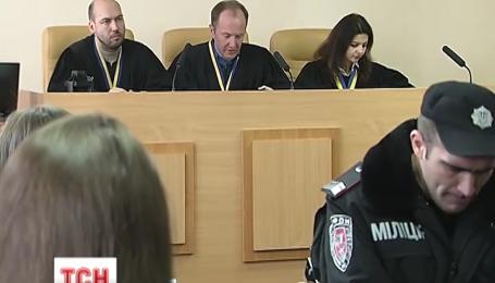 В Печерському суді столиці нема кому розглядати справу екс-беркутівців