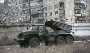 """На Донбасі бойовики розмістили """"Гради"""" з порушенням лінії відведення - ОБСЄ"""