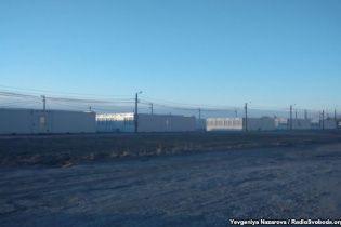 В Запорожье открыли модульный городок для переселенцев из Донбасса
