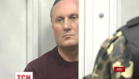 В Печерском суде столицы выбирают меру пресечения Ефремову