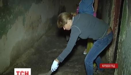 У Кіровограді жителі мікрорайону власноруч розчистили і привели до ладу захаращене бомбосховище