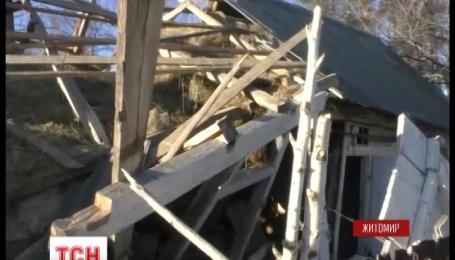 На Житомирщині від розриву протитанкової  гранати загинула людина