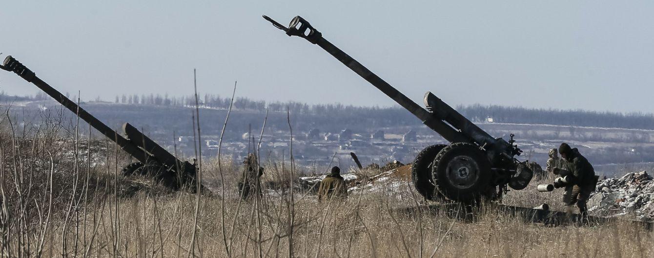 Обострение в День победы: на Донбассе боевики спровоцировали мощные бои возле Зайцево и Жованки