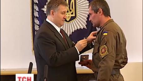 В МВД Украины наградили более полусотни правоохранителей