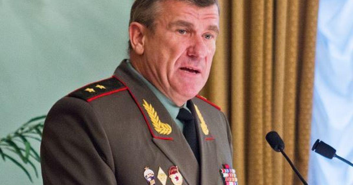 """На оккупированном Донбассе """"засветился"""" российский генерал"""