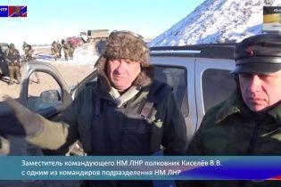 Во время штурма Дебальцево среди боевиков заметили действующего российского генерала