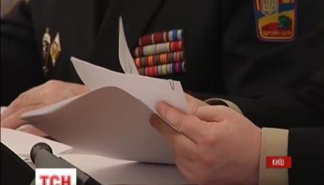 СНБО одобрил предложение президента пригласить в Украину миротворцев ООН