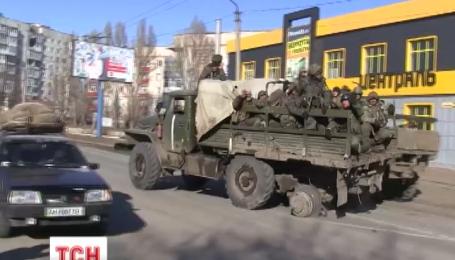 Понад  90% українських військових залишили Дебальцеве