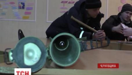 На Чернігівщині стався вибух