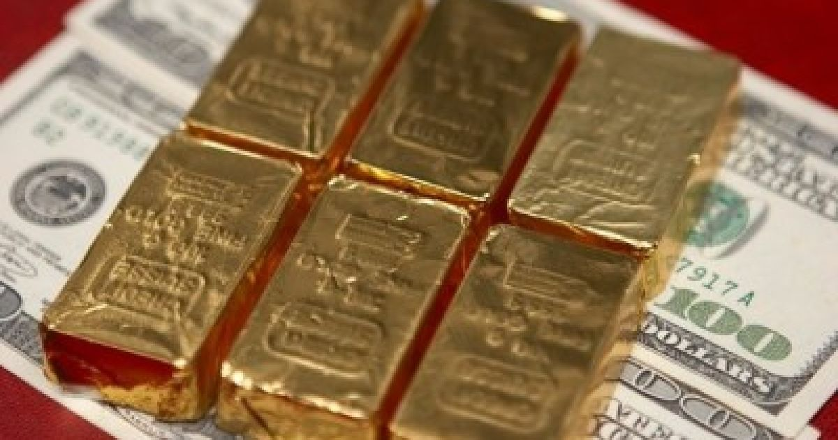 Золотовалютные резервы Нацбанка с начала года выросли вдвое