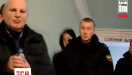 В Крыму арестовали экс-мэра Керчи Олега Осадчего