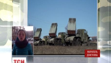 На південному фронті український кордон перетнула чергова партія російської зброї