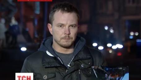 Журналисты ТСН три месяца каждую ночь дежурили на Майдане Независимости