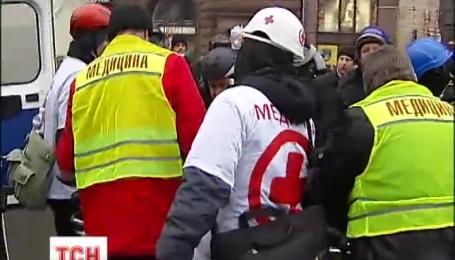 Якби лікарі не вийшли на Майдан, жертв було б набагато більше, ніж налічує «Небесна Сотня»