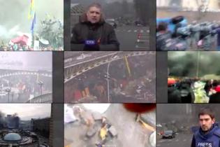 В Сети появилась посекундная видеореконструкция расстрела Небесной сотни