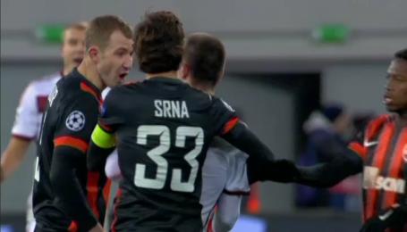 Шахтар - Баварія - 0:0. Еспертний відео-аналіз