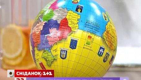 Полтава - город галушек