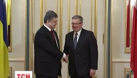 Польша поддерживает идею миротворческой миссии ООН в Украине