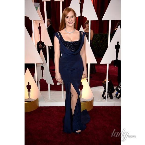 Оскар-2015: красная дорожка _9