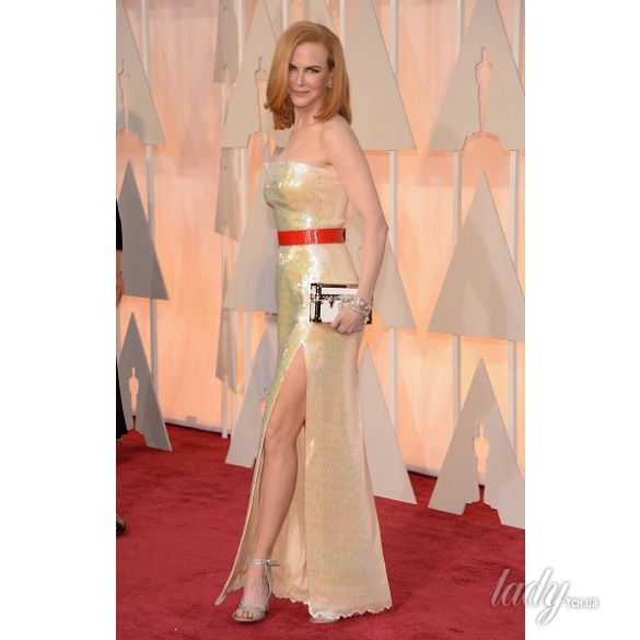 Оскар-2015: красная дорожка _13