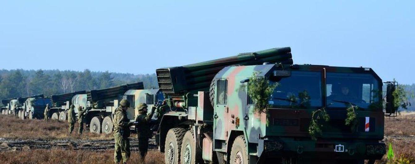 Міністр оборони Польщі запропонував збільшити чисельність армії вдвічі