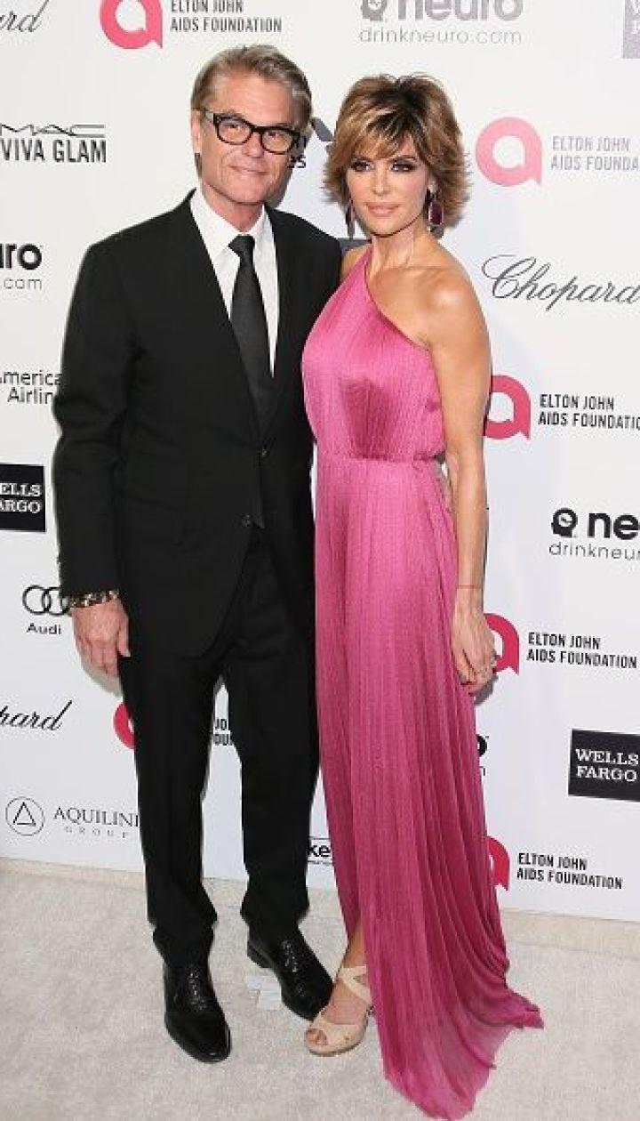 Харри Хамлин и Лиса Ринна @ Getty Images/Fotobank