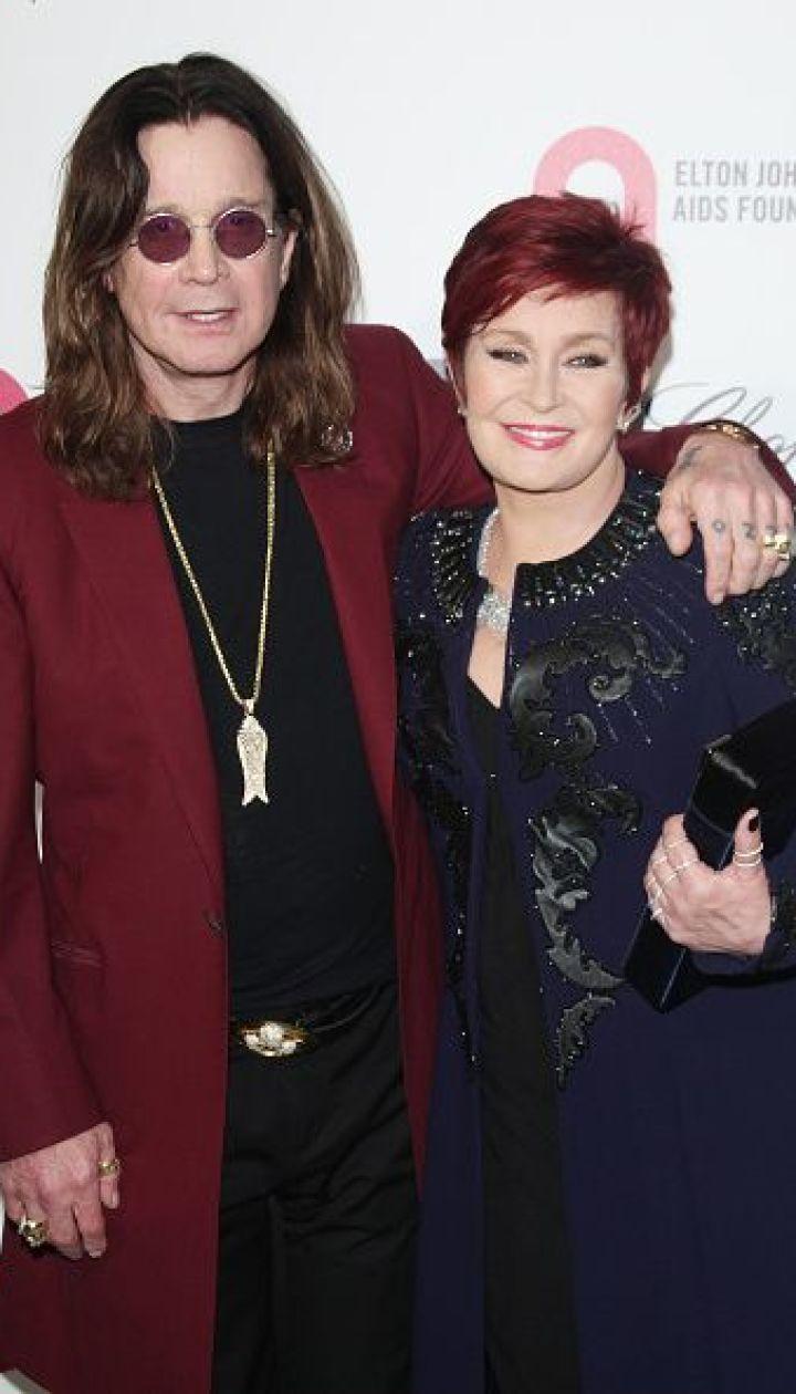 Оззи Осборн с супругой Шерон @ Getty Images/Fotobank