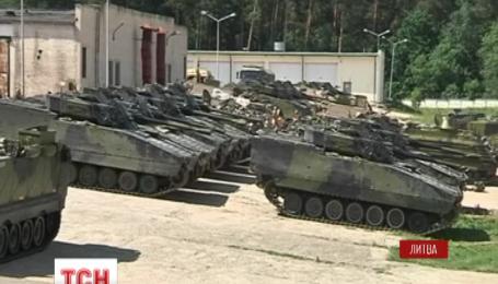 Литва восстановит обязательный призыв на военную службу