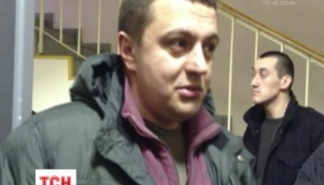 """Суд арестовал беркутовца с """"черной роты"""""""