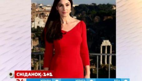 Моніка Белуччі заявила, що сексуальність немає стосунку до віку тіла