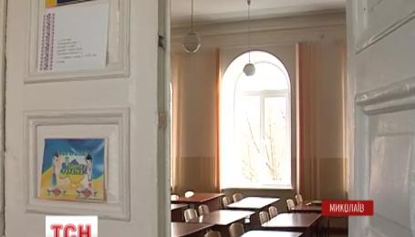 Все школы Николаева ушли на карантин