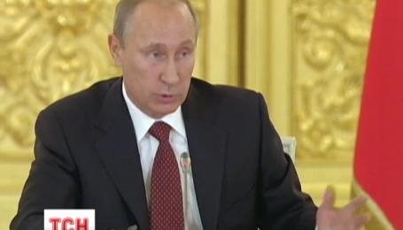Рейтинг схвалення діяльності Володимира Путіна у Росії сягнув уже 86%