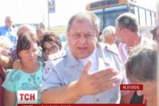Причиною смерті заступника начальника міліції Мелітополя називають гіпертонію