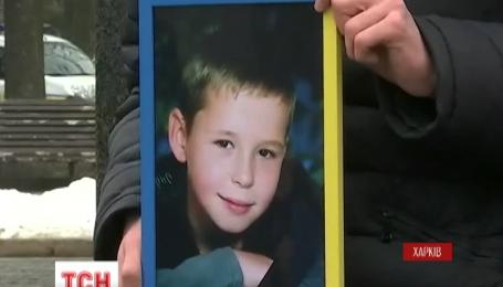 В Харькове сегодня прощались с погибшим во время теракта 15-летним Даниилом Дидыком