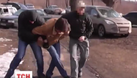 В Харкові співробітники СБУ затримали інформатора спецслужб Російської Федерації