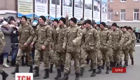Харківський університет повітряних сил достроково завершив навчання випускників
