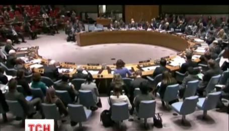Радбез ООН заслухає звіт місії ОБСЄ на Україні