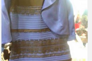 Какого цвета платье. Весь мир бросился выяснять - черно-синее или бело-золотое