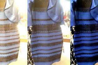 Вчені пояснили на відео, якого ж насправді кольору скандальне плаття
