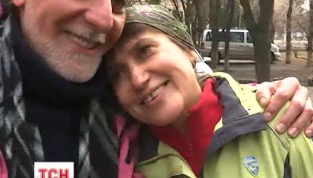 Пять тысяч километров пешком пределами Украины преодолеют киевляне Игорь и Антонина