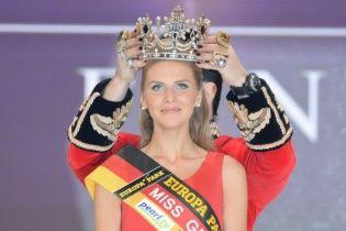 Украинка стала первой красавицей Германии