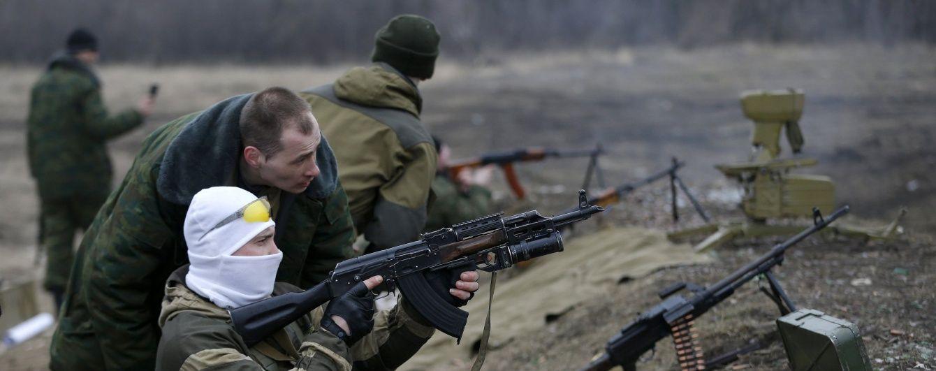 """Бойовики на Донбасі готуються до """"революційних методів"""" проти своїх ватажків – СБУ"""