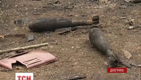 Маріупольський фронт знову обстрілюють бойовики