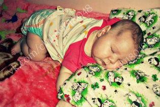 3-місячна Марія Маргарита потребує допомоги