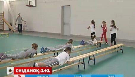 В Україні більше 90% дітей мають сколіоз або викривлення хребта