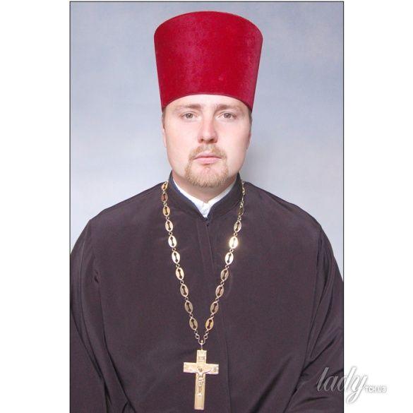 Протоиерей Константин Мадзяновский