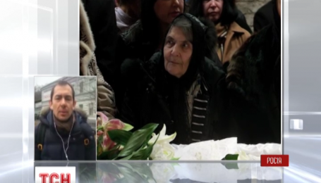 В Москве прощаются с Борисом Немцовым